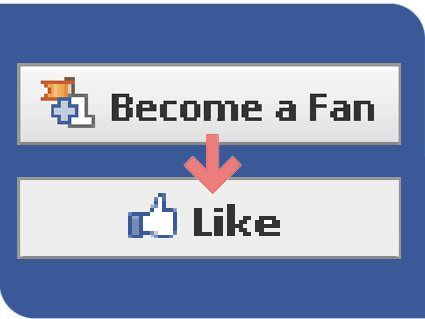 Become A Fan - Like us on Facebook